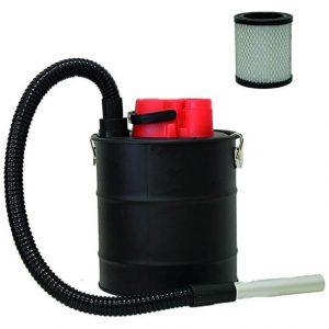 aspirador cenizas Grafner con funciones de succión y soplado