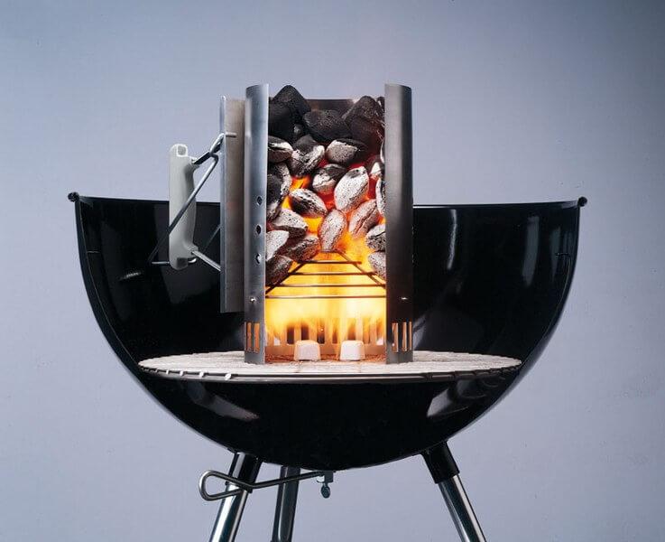 encendedor de chimenea