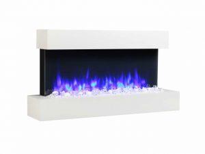 Endeavour Fires, el Runswick: fuego eléctrico montado en la pared